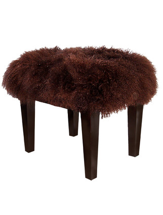 5420A Wooly Stool