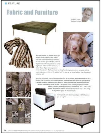 LA Design Magazine Spring 2011