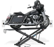 Stand-UP Folding Motorcycle Lift