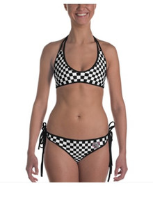 Checkered Flag Bikini