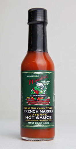 World Famous N'awlins Hot Sauces