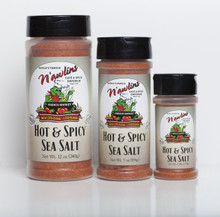 French Market Hot and Spicy Sea Salt