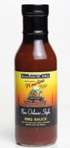 Bourbon St. BBQ New Orleans Style BBQ Sauce