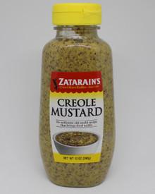 Zatarain's Creole Mustard 12oz
