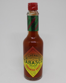 Tabasco Habanero 2oz