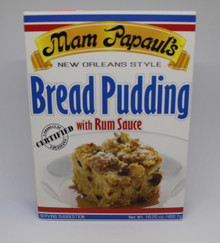 Mam Papaul's Bread Pudding
