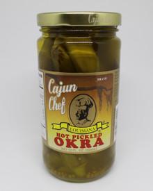 Cajun Chef Spicy Okra