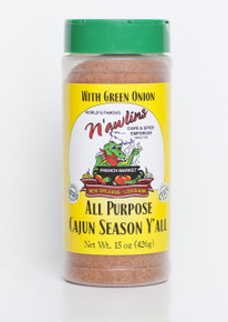 Cajun Season Y'all All Purpose Seasoning