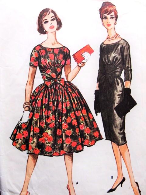 McCall's 5142 Dress Pattern