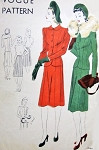 1940s Stylish Suit and Blouse Pattern Vogue 8783 Fitted Jacket With Peter Pan Collar, Optional Fur Collar, Slim Panel Skirt, Tuck In Blouse Bust 34 Vintage Sewing Pattern