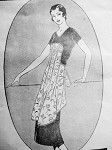 1920s The Minute Maid Apron Pattern Pictorial Review Pattern A Rare Apron Pattern to Find One Size Vintage Sewing Pattern