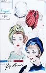 Early 60s RARE Guy Laroche HAT Chapeau Pattern VOGUE PARIS ORIGINAL 5336 Flirty Profile Toque Beret Hat Vintage Sewing Pattern FACTORY FOLDED