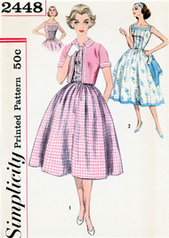 Simplicity 2448 Sewing Pattern