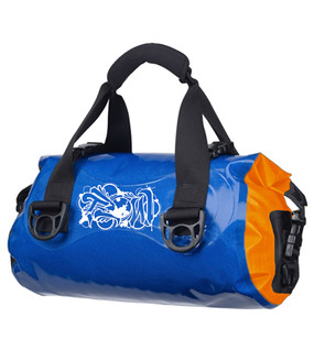 The Ococee duffel-style submersible bags fits in tight places such as below the deck of a kayak or under a boat seat. Great for extra clothing, lunch, first aid kit, or phone. Accessorize with a Watershed padded liner, divider set and shoulder strap to make a great waterproof camera bag.