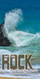 Church Banner featuring Wave Crashing on Rock with Inspirational Theme