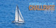 Church Banner featuring Sailboat with Motivational Theme