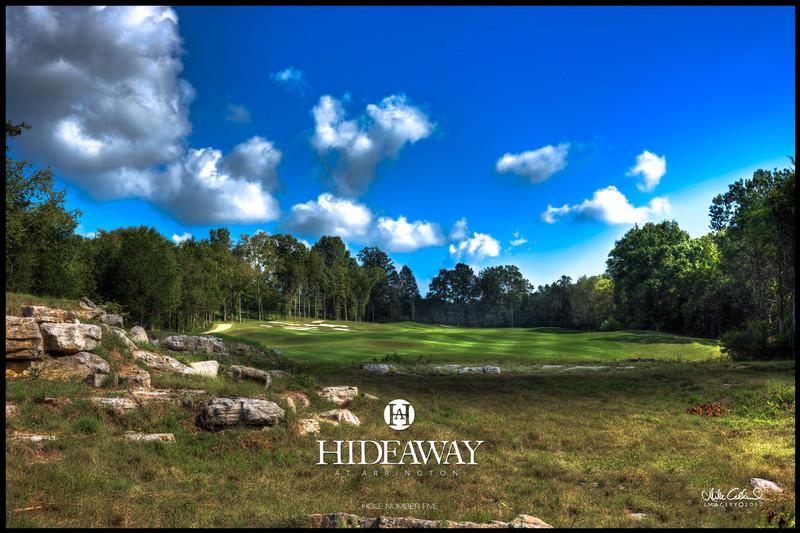 Hideaway at Arrington Hole Number Five