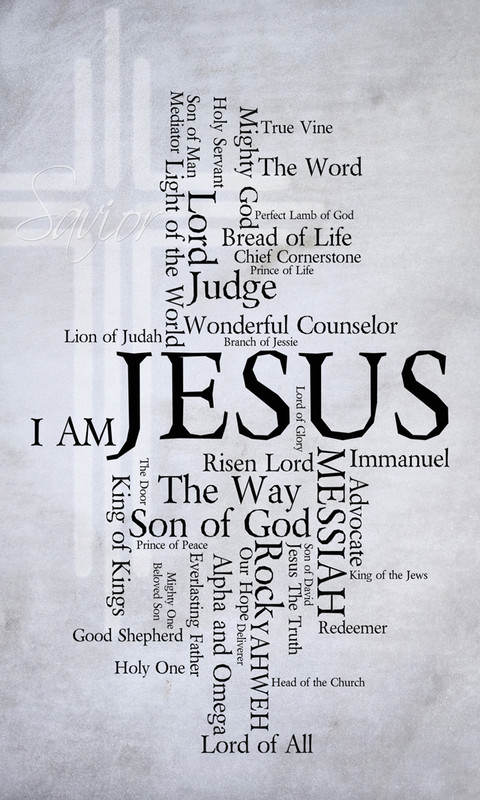 Names of Jesus Church Banners SKU13