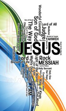 Names of Jesus Church Banners SKU15