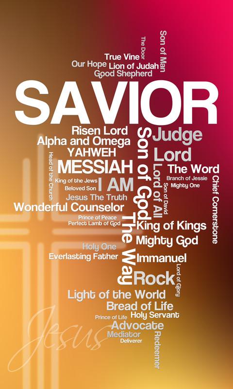 Names of Jesus Church Banners SKU28