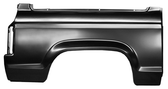 '84-'90 COMPLETE QUARTER PANEL, PASSENGER'S SIDE