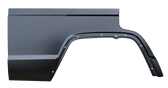 '84-'01 REAR QUARTER PANEL SECTION, PASSENGER,S SIDE