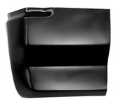 '80-'86 LOWER REAR QUARTER PANEL CORNER , PASSENGER'S SIDE