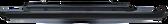 '72-'80 ROCKER PANEL, DRIVER'S SIDE