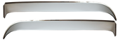 '64-'66 FRONT WINDOW VENT SHADE KIT