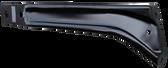 '57 FRONT BUMPER DIAGONAL BRACKET, PASSENGER'S SIDE