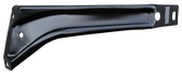'57 FRONT BUMPER DIAGONAL BRACKET, DRIVER'S SIDE