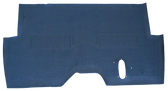1955-1959 CHEVROLET/GMC PICKUP OE STYLE REPLACEMENT RUBBER FLOOR MAT