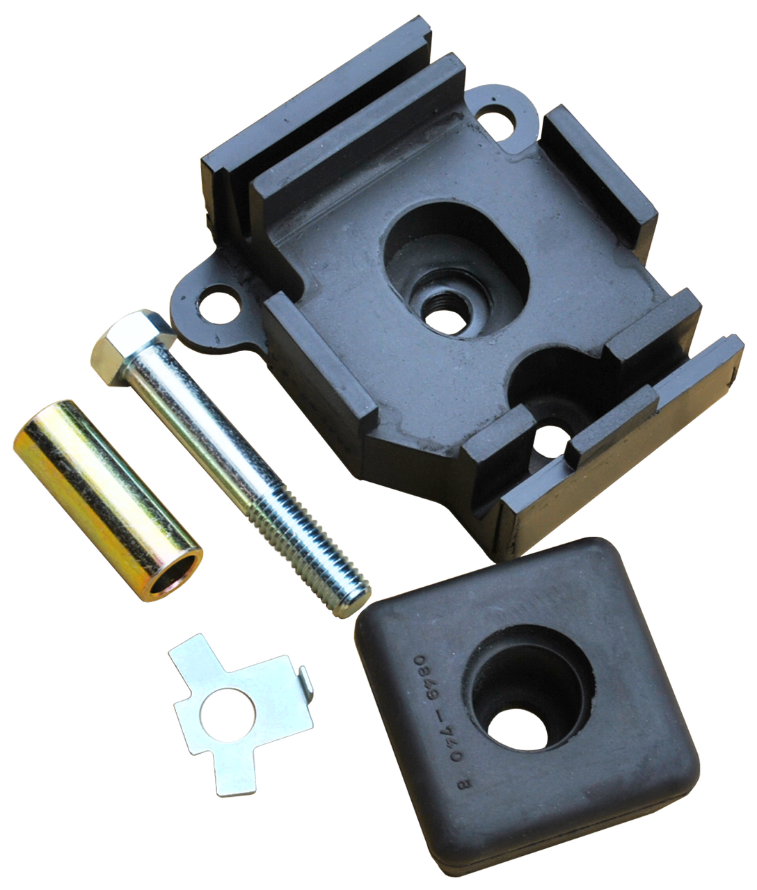 68-'71 396/402 BIG BLOCK MOTOR MOUNT KIT - Key Parts, Inc