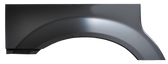 2008-2014 Dodge Caravan rear wheel arch, passenger's side