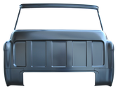 1955-1959 Chevrolet and GMC full cab back for cabs with big back glass