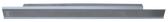 2004-2008 Chrysler Pacifica rocker panel, driver's side