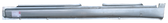 11/1993-1997 Volkswagen Passat rocker panel, driver's side