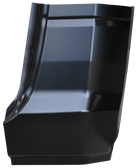 2009-2016 RAM pickup standard cab cab corner, driver's side