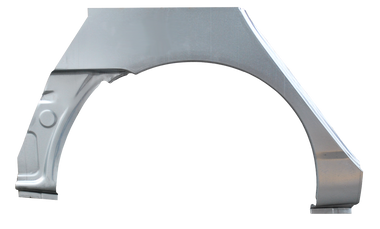 2003-2008 Toyota Corolla rear wheel arch, passenger's side