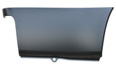 3/2010-2016 Ford Super Duty rear lower section of 6' or 8' bed, passenger's side