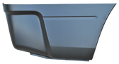 "2009-2017 RAM P/U rear lower bed section for 66.5"" or 74.25"" bed, passenger's side"