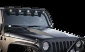 2007-2017 JK Wrangler custom hood; steel