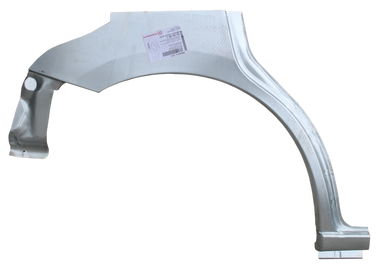 2005-2010 Mazda5 rear wheel arch, passenger's side