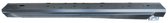 1998-2011 Ranger rocker panel, 2 dr standard cab, RH