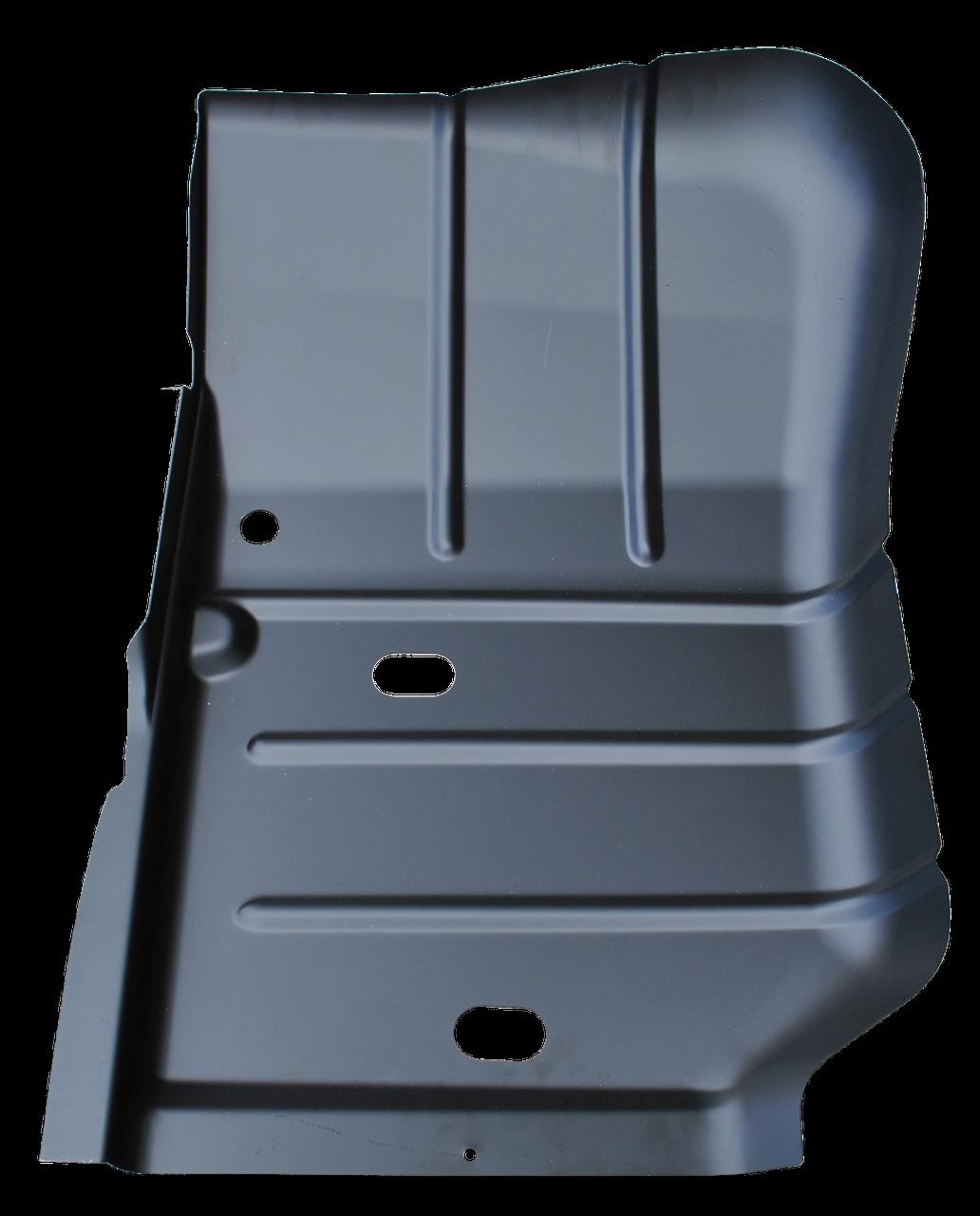 07 18 Front Floor Pan Driver S Side Key Parts Inc