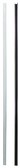 1955-1959 Chevrolet and GMC pickup window division bar