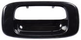 1999-2006 Chevrolet and GMC pickup tailgate handle bezel, smooth, paint to match