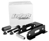 '95-05 FORD/MERCURY REAR LEAF SPRING SHACKLE KIT