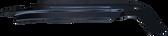 '67-'72 INNER ROOF RAIL/WEATHERSTRIP CHANNEL, LH