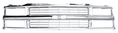 '94-'98 CUSTOM ALL CHROME GRILLE FOR TRUCKS WITH COMPOSITE HEADLIGHTS